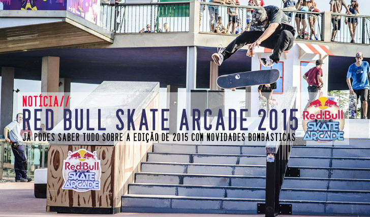 9707RED BULL Skate Arcade|Final Mundial em Portugal