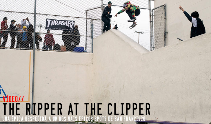 9713BUST OR BAIL 2: THE RIPPER AT CLIPPER||4:12