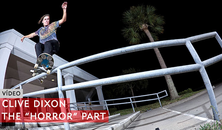 "9983Clive Dixon ""The Horror"" Part