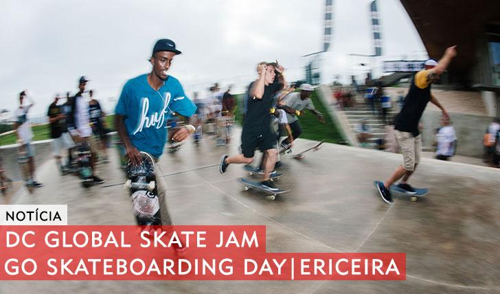 10055DC Global Skate Jam|Resumo do dia na Ericeira