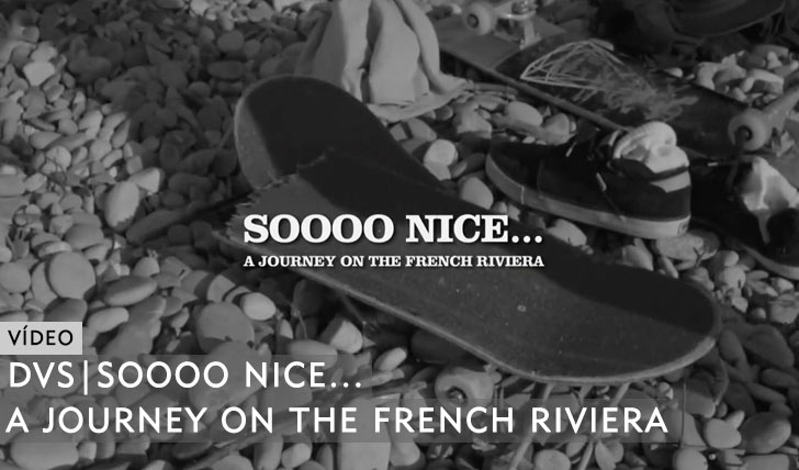 10102DVS Skateboarding France SOOOO NICE TOUR||2:34