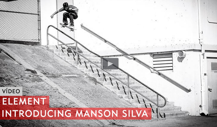 10004ELEMENT|Introducing Manson Silva