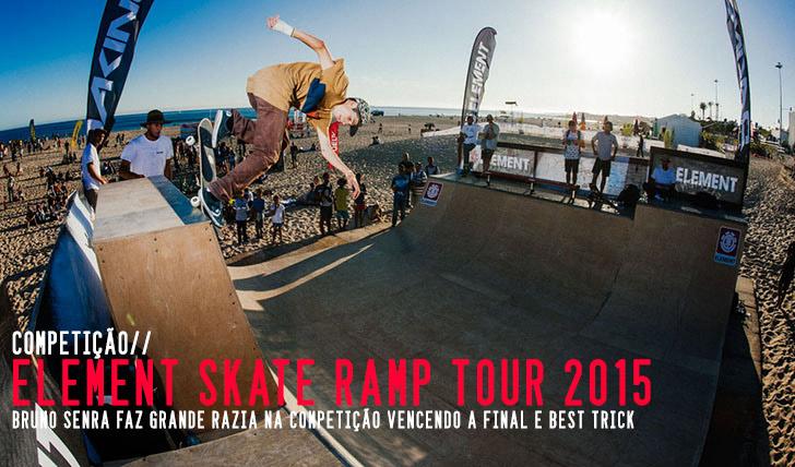 9752ELEMENT Skate Ramp Tour by DAKINE|Resumo da competição em Carcavelos