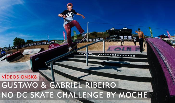 9828Gustavo & Gabriel Ribeiro @ DC Skate Challenge by MOCHE||5:52
