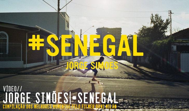 9816JORGE SIMÕES #SENEGAL||4:08