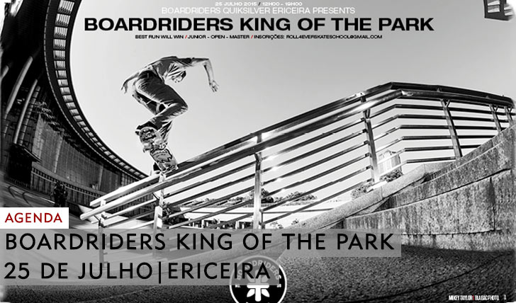 10402BOARDRIDERS King of the Park|25 de Julho Ericeira