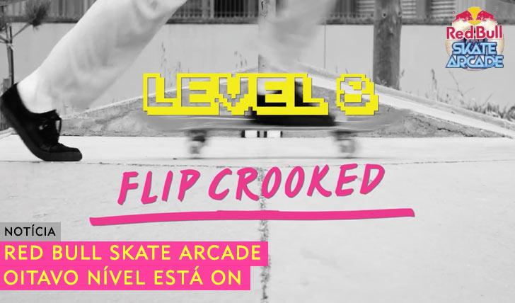 10471RED BULL Skate Arcade 2015|7º nível está ON