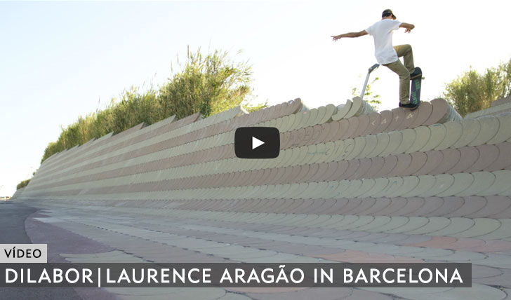 10738DILABOR presents Laurence Aragão in Barcelona||
