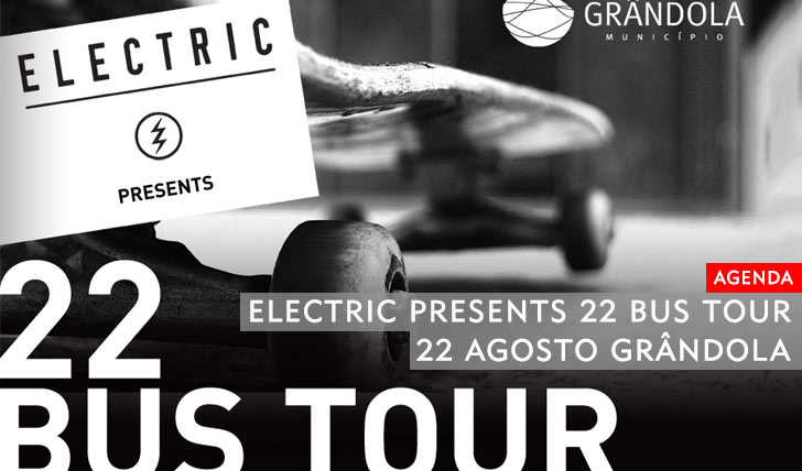 10540ELECTRIC presents 22 BUS TOUR