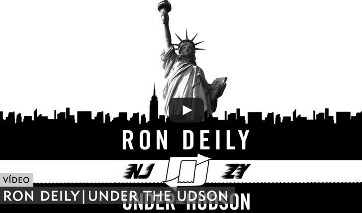 "10711Ron Deily'""Under the Hudson""
