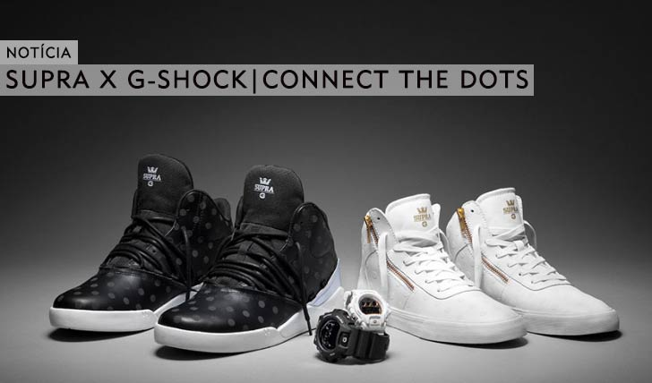 10617SUPRA X G-SHOCK ||| CONNECT THE DOTS 2015