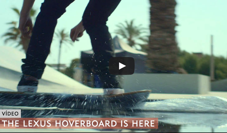 10514The Lexus Hoverboard: It's here||2:12