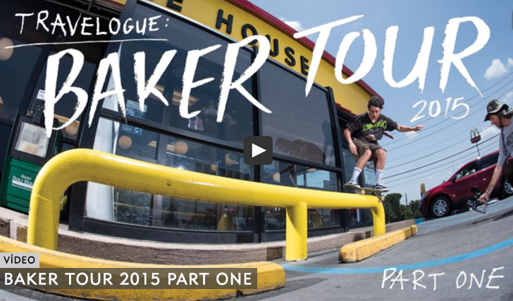 11093BAKER Tour 2015 Part One||12:29
