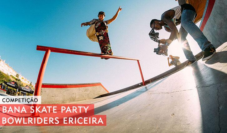 11007BANA Skate Party|Resumo do dia