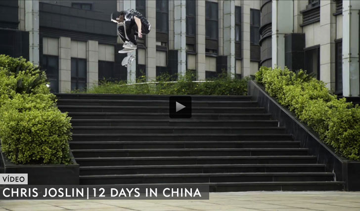 "10876Chris Joslin ""12 Days In China""