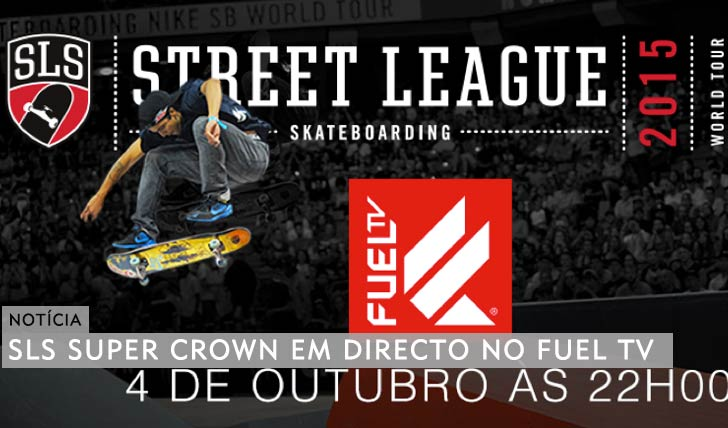 11078Assiste ao directo do SLS Super Crown no FUEL TV