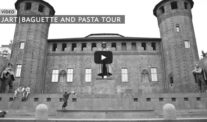 10916Jart Skateboards Baguette And Pasta Tour||5:30