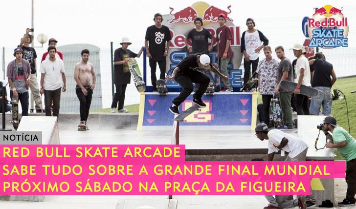 10880RED BULL Skate Arcade| Sabe tudo sobre a grande final