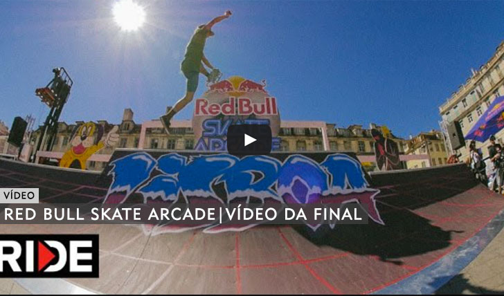 11046RED BULL Skate Arcade vídeo da final||3:36