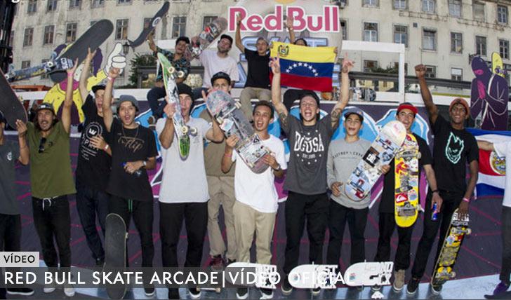 11054RED BULL Skate Arcade|Vídeo oficial||1:58