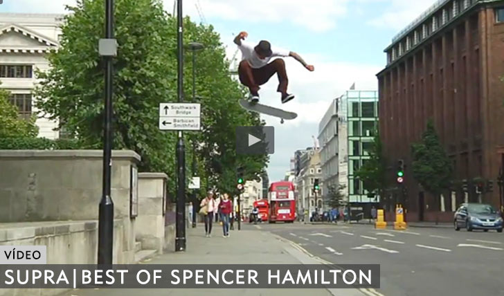 10756SUPRA BEST OF SPENCER HAMILTON||4:50