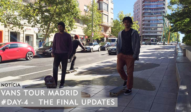 10948VANS TOUR MADRID|#DAY5_The final updates
