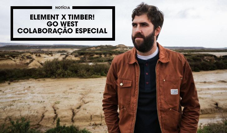 11160ELEMENT Apresenta a coleção Timber