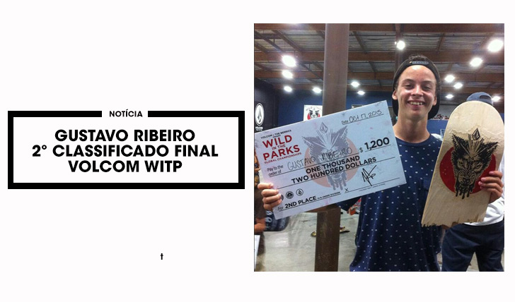 11192Gustavo Ribeiro alcança um fantástico 2º lugar na final do VOLCOM WITP