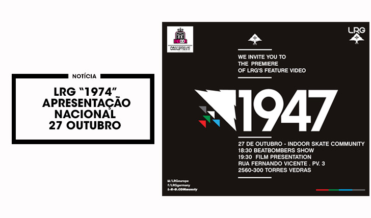 11213LRG 1974|Apresentação nacional dia 27