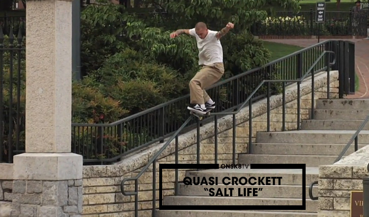 "11157Quasi Crockett ""Salt Life""