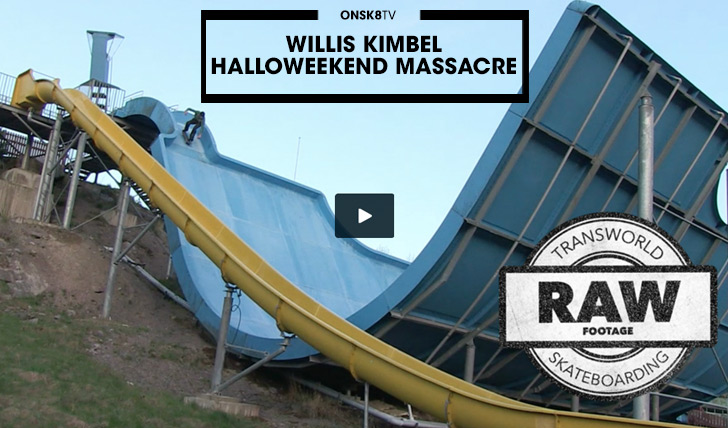 11286Willis Kimbel Halloweekend Massacre RAW||3:34