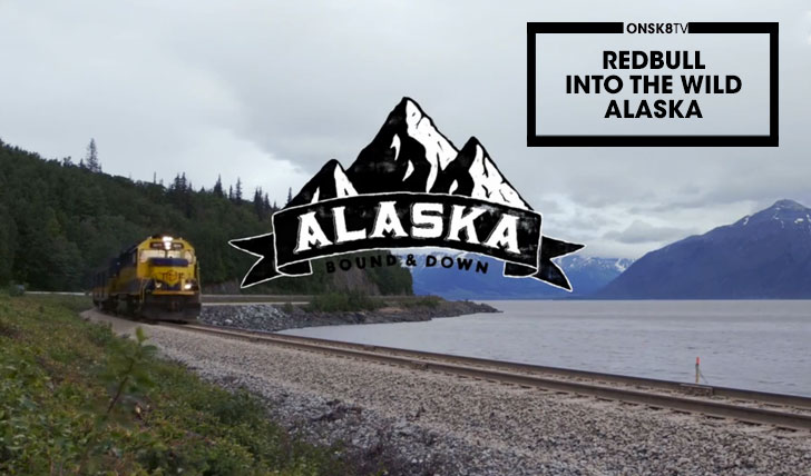 11633Into the Wild, Skate Alaska Part 2|| 7:35