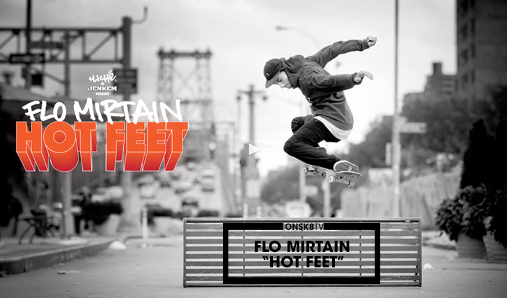 "11630JENKEM – Flo Mirtain's ""Hot Feet""