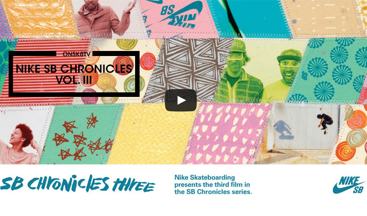 11556NIKE SB Chronicles vol.III||33:58