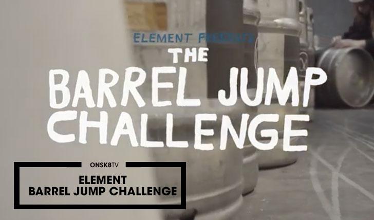11826THE ELEMENT BARREL JUMP CHALLENGE||1:55
