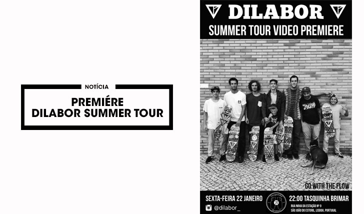 11817DILABOR Summer Tour Video Premiere 22 Jan