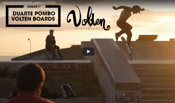 11737VOLTEN BOARDS welcomes Duarte POMBO||2:46