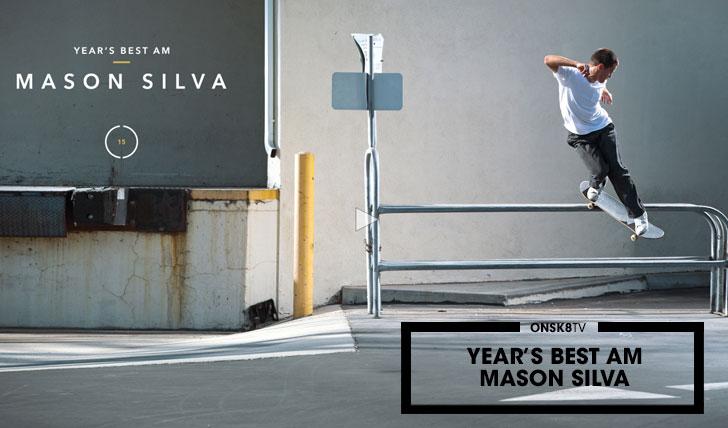 11766YEAR'S BEST AM / MASON SILVA||1:50