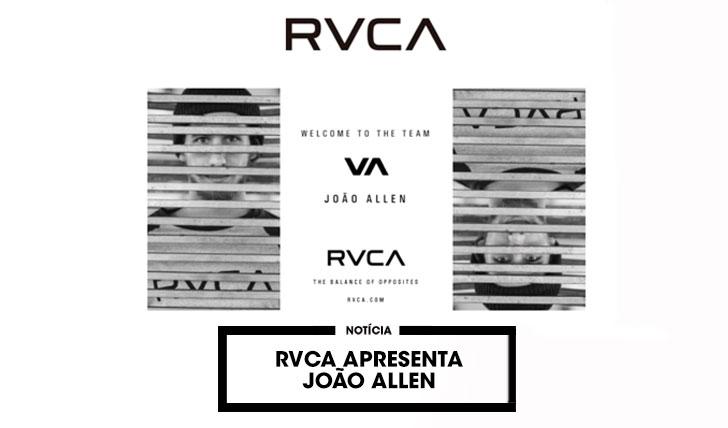 11941RVCA apresenta João Allen
