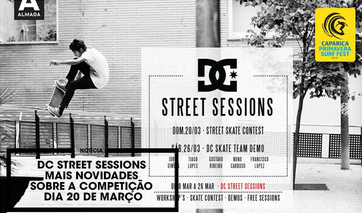 12108DC Street Sessions está quase a começar com mais novidades sobre o evento
