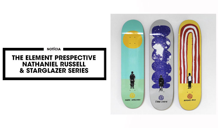 12089The Element Perspective apresenta: NATHANIEL RUSSELL & STARGAZER SERIES