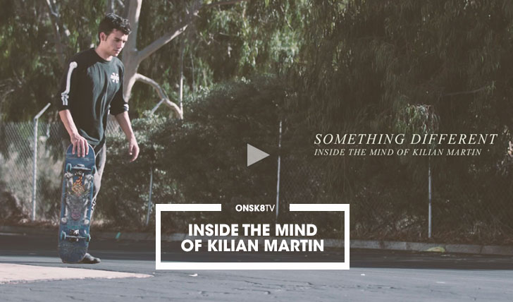 12050SOMETHING DIFFERENT|INSIDE THE MIND OF KILIAN MARTIN||6:22