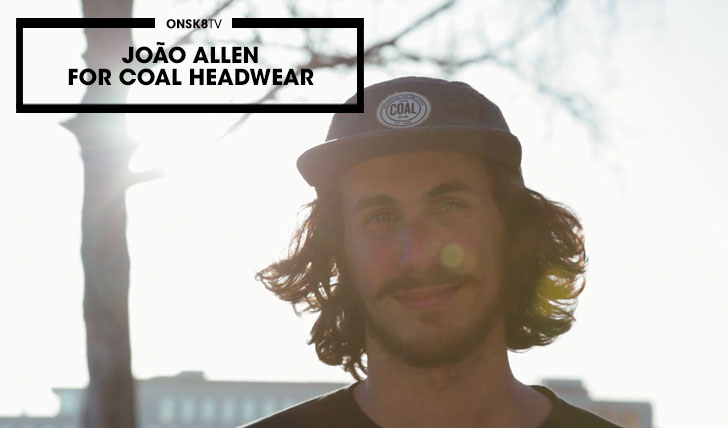 12104João Allen for Coal Headwear||1:13