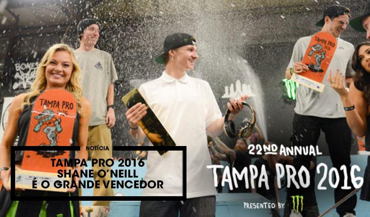 12040Shane O'Neill vence o Tampa Pro 2016