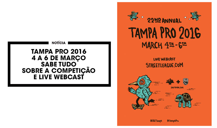 12036Tampa Pro dias 5 e 6 de Março