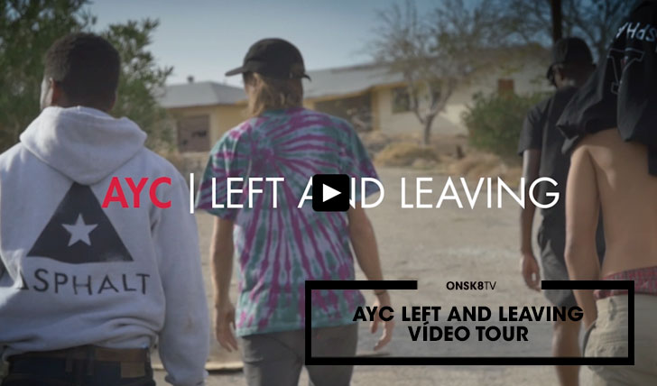 12438AYC Left And Leaving Tour Video||5:24