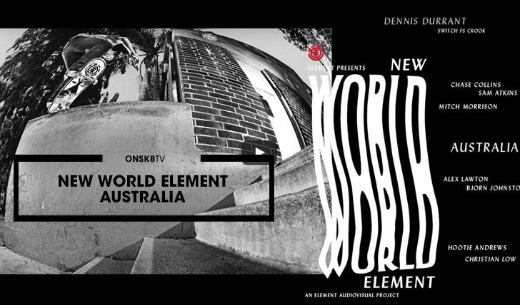 12433New World Element|Australia||6:31
