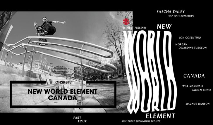 12456NEW WORLD ELEMENT|CANADA||6:50