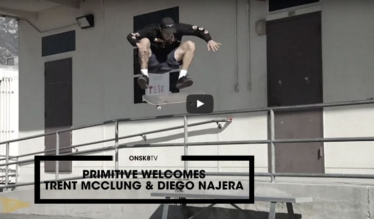 12317Primitive Welcomes Trent McClung & Diego Najera||4:32