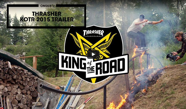 12338King of the Road 2015: Series Trailer||1:36